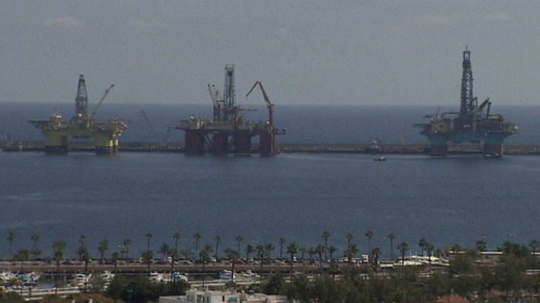 Industria autoriza a Repsol a ejecutar sondeos exploratorios en busca de hidrocarburos en Canarias