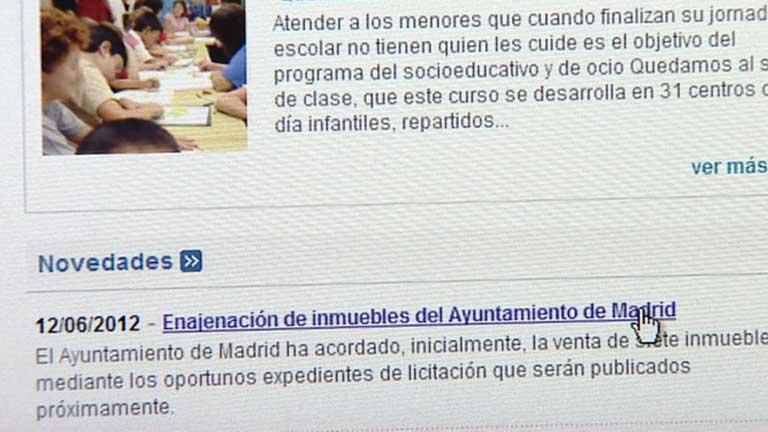 Informativo de Madrid - 19/06/12