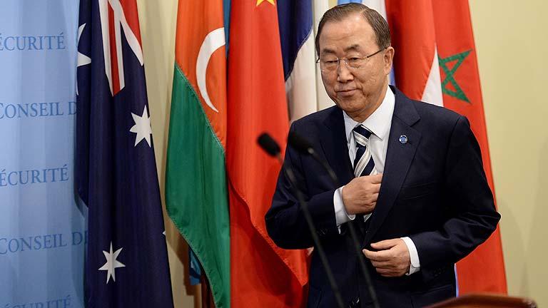La ONU confirma que se usó gas sarín en el ataque a las afueras de Damasco