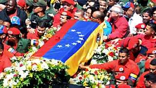 Ver vídeo  'Informe Semanal - Chávez se apagó'