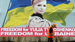 Ver vídeo  'Informe Semanal: La Eurocopa de Timoshenko'