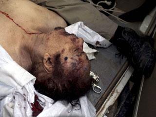 Ver vídeo  'Informe Semanal: El final de Gadafi'