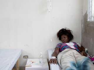 Ver v?deo  'Informe Semanal - Haití, días de cólera'