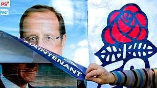 Ver vídeo  'Informe Semanal - Hollande, el presidente del cambio'