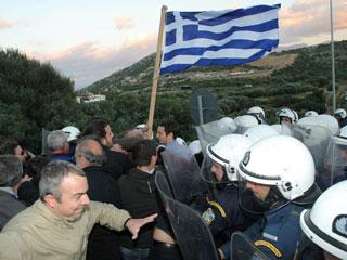 Ver vídeo  'Informe Semanal - La indignación griega'