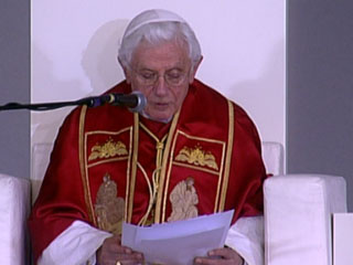 Ver vídeo  'Informe Semanal: Los jóvenes del papa'