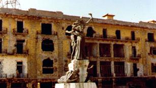 Ver vídeo  'Informe Semanal: Líbano, paso a la confusión (1976)'