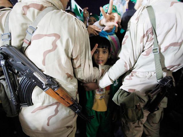 Ver vídeo  'Informe Semanal - Libia, batalla final'