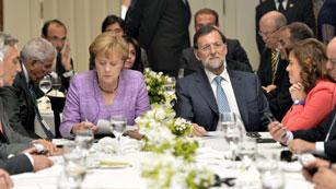 Ver vídeo  'Informe Semanal: Merkel en España'