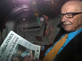 Ver vídeo  'Informe Semanal: Murdoch, el magnate en el banquillo'