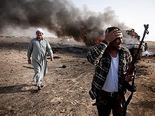 Ver vídeo  'Informe Semanal - Odisea en Libia'