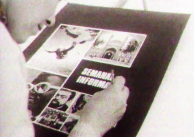 Informe Semanal se emitió por primera vez el 31 de marzo de 1973 bajo el nombre de Semanal Informativo