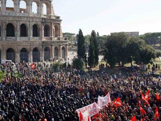 Ver vídeo  'Informe Semanal: S.O.S. Italia'