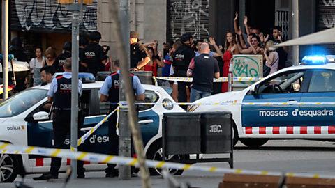 Informe Semanal - Terror en Cataluña