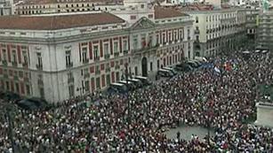 Ver vídeo  'Informe Semanal - Vuelven los indignados'
