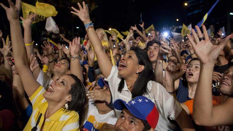 Arranca de forma oficial la campaña electoral venezolana