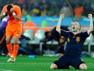 Ver v?deo  'Iniesta: 'No me lo creo''