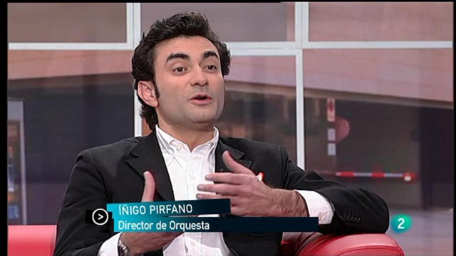 Para Todos La 2 - Entrevista:  Íñigo Pirfano,  compositor que publica