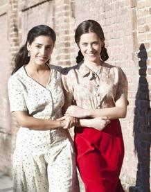 Inma Cuesta y María León protagonizan esta historia de amor, amistad, drama y justicia.