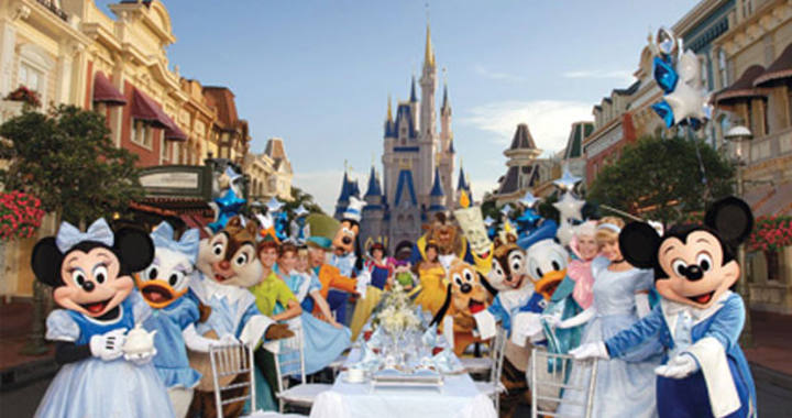 Instalaciones de World Disney en Florida