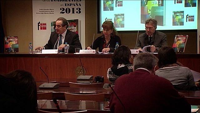 UNED - Claves de la Integración de los inmigrantes en España 2013 - 20/12/13