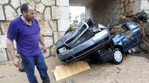 Ver vídeo  'Las intensas lluvias han tenido un efecto devastador en la provincia de Málaga'
