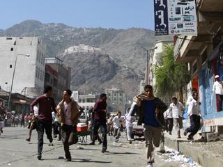 Ver v?deo  'Intensos combates en Yemen'