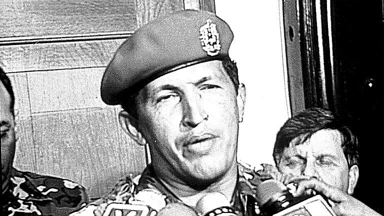 Intento fallido de golpe de estado de Hugo Chávez en 1992