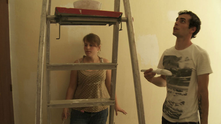 Convive - Capítulo 2 - Olga y Dani intercambian sus papeles