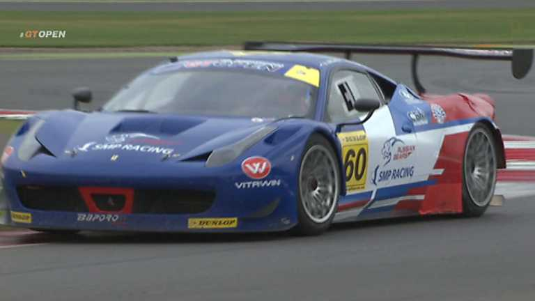 Automovilismo - International GT Open 2ª carrera desde Silverstone