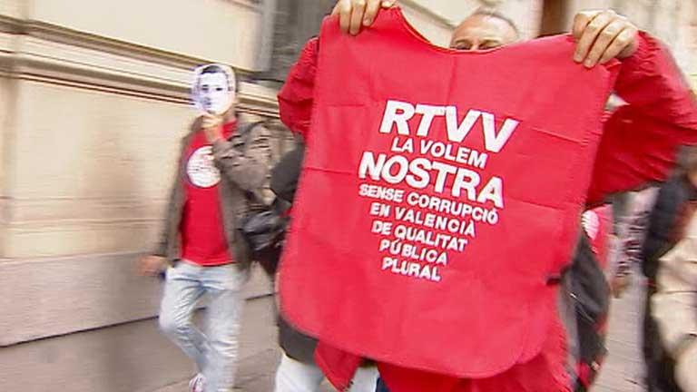 El exdirector de la radiotelevisión pública valenciana niega haber recibido dádivas de la trama