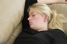 La interrupción del sueño puede provocar problemas de memoria