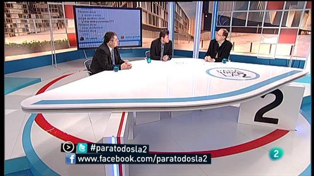 Intimidad en la red en la 2 de Televisión Española