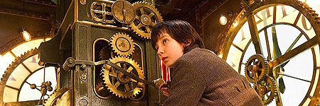 'La invención de Hugo'