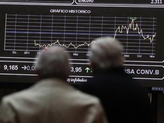 Ver vídeo  'Los inversores sólo encuentran refugio en el bono alemán'