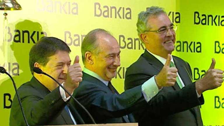 La Audiencia Nacional investigará el agujero de Bankia