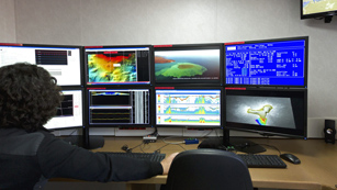 Ver vídeo  'Investigadores del instituto español de oceanografía han logrado cartografíar el volcán de El Hierro'