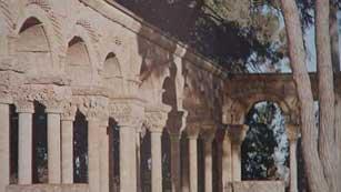 Investigan la procedencia del claustro de Palamós