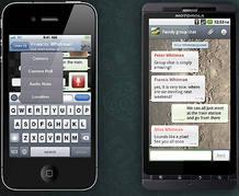 Los mensajes de WhatsApp han desplazado a los tradicionales SMS y MMS