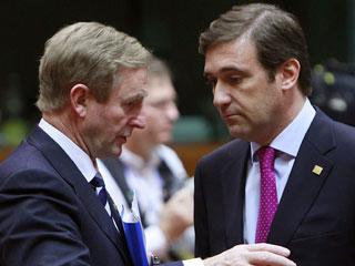 Ver vídeo  'Irlanda cumple un año de su rescate económico'