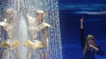 Ver vídeo  'Irlanda Eurovisión 2012 - Jedward - 1ª semifinal'