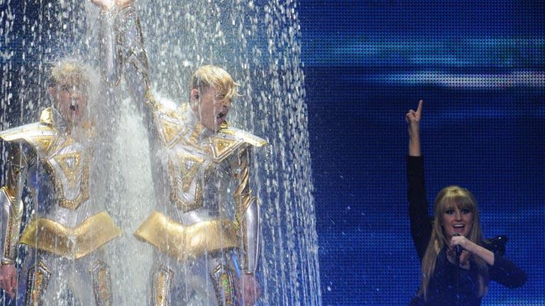 Irlanda Eurovisión 2012 - Jedward - 1ª semifinal