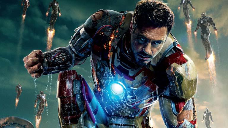 Vídeo exclusivo de la película 'Iron Man 3': El ataque a la mansión de Malibú de Tony Stark