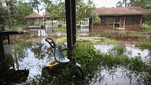 Ver vídeo  ''Isaac' podría llegar en las próximas horas a Luisiana'