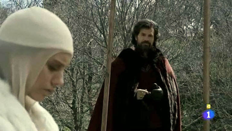 Isabel - La reina lee las 'Coplas a la muerte de su padre' de Jorge Manrique