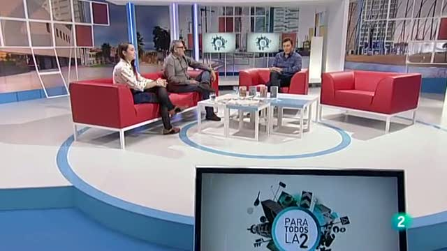 Para Todos la 2 - Entrevista:  Isabel Reyes y Alberto Lorente