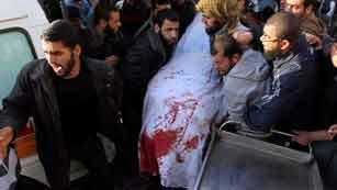 Ver vídeo  'Israel mata al líder del comité de residencia popular en Gaza'