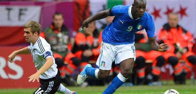 Italia - Alemania, semifinal de la Eurocopa