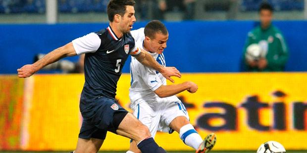 Estados Unidos ha sorprendido a la Italia de Prandelli.