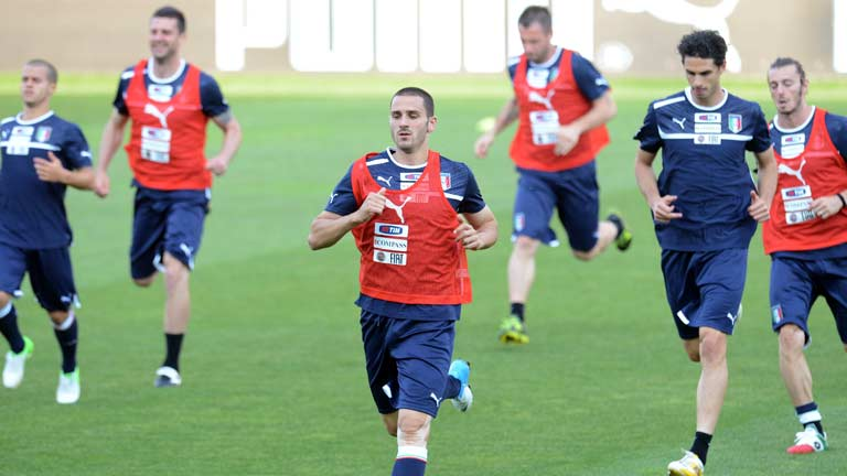 Italia suspende el amistoso con Luxemburgo